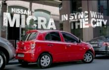 Recent Placement - Nissan Micra