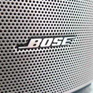 Bose (In-Store Audio Display)