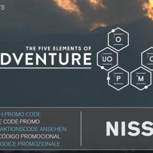 Nissan / Five Elements Of Adventure (Online)