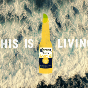 Corona / 'This Is Living' Worldwide Campaign