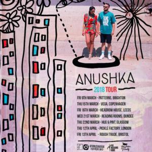 Anushka Tour